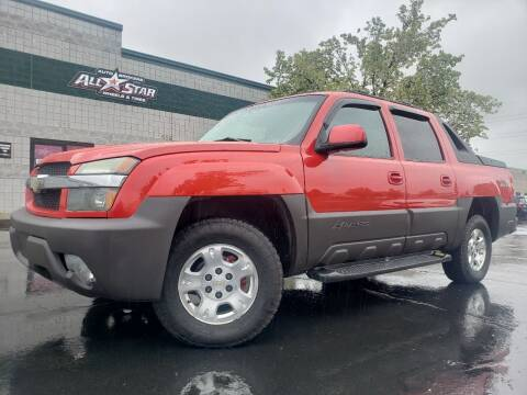 2004 Chevrolet Avalanche for sale at All-Star Auto Brokers in Layton UT
