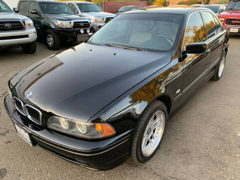 2001 BMW 5 Series for sale at C. H. Auto Sales in Citrus Heights CA