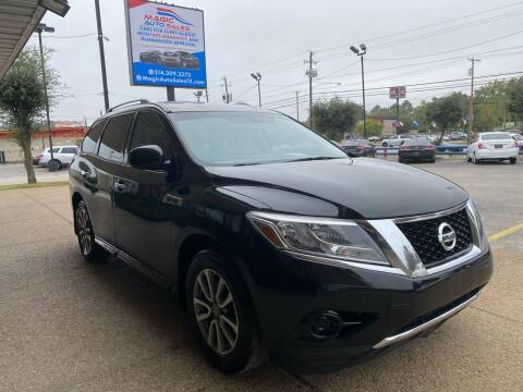 2015 Nissan Pathfinder for sale at Magic Auto Sales in Dallas TX