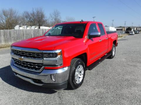 2018 Chevrolet Silverado 1500 for sale at Memphis Truck Exchange in Memphis TN