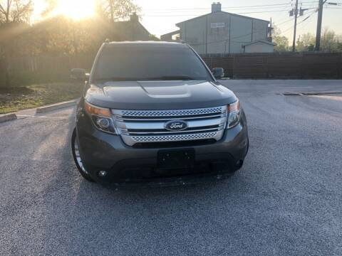 2012 Ford Explorer for sale at Discount Auto in Austin TX