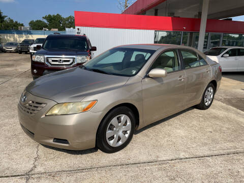 2009 Toyota Camry for sale at Baton Rouge Auto Sales in Baton Rouge LA