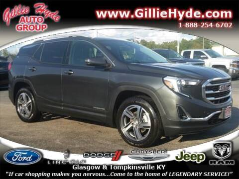 2020 GMC Terrain for sale at Gillie Hyde Auto Group in Glasgow KY