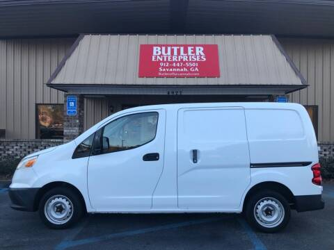 2015 Chevrolet City Express Cargo for sale at Butler Enterprises in Savannah GA