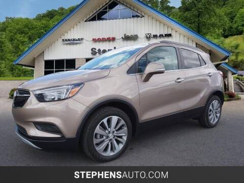 2018 Buick Encore for sale at Stephens Auto Center of Beckley in Beckley WV