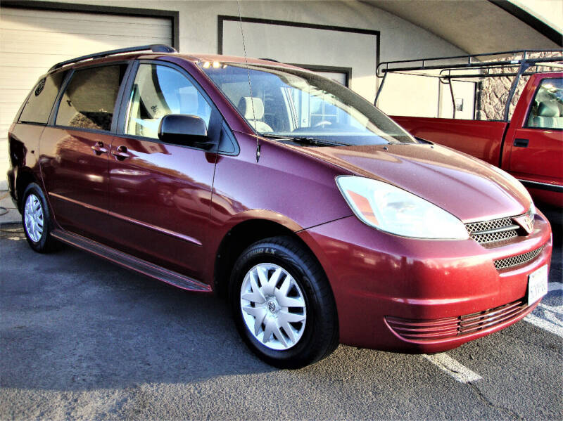 2004 Toyota Sienna for sale at DriveTime Plaza in Roseville CA