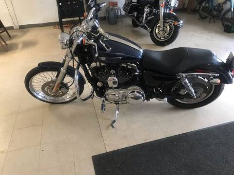 2009 Harley 1200 Custom Sportster for sale at Clayton Auto Sales in Winston-Salem NC