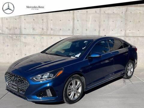 2018 Hyundai Sonata for sale at Stephen Wade Pre-Owned Supercenter in Saint George UT