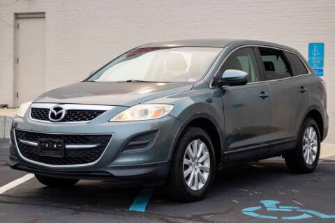 2010 Mazda CX-9 for sale at Carland Auto Sales INC. in Portsmouth VA