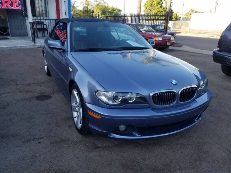 2004 BMW 3 Series for sale at GemRides in San Diego CA