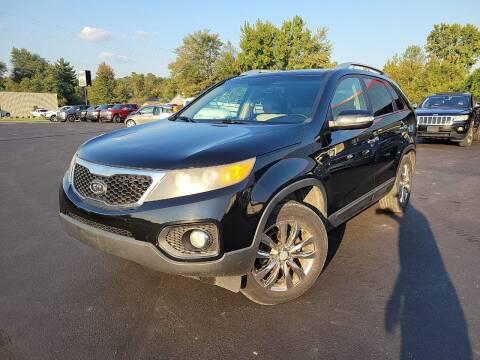 2011 Kia Sorento for sale at Cruisin' Auto Sales in Madison IN