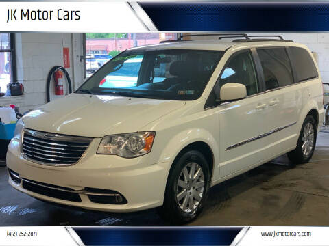 2011 Chrysler Town and Country for sale at JK Motor Cars in Pittsburgh PA