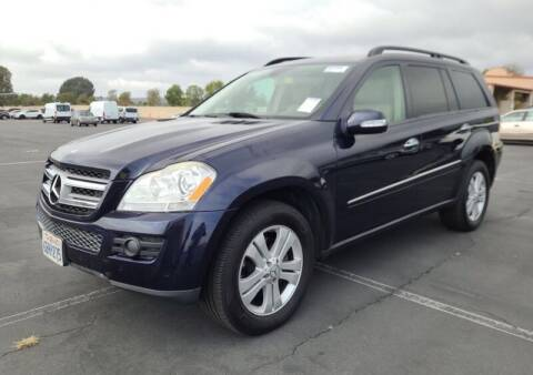 2007 Mercedes-Benz GL-Class for sale at SoCal Auto Auction in Ontario CA