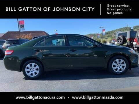 2010 Toyota Camry for sale at Bill Gatton Used Cars - BILL GATTON ACURA MAZDA in Johnson City TN