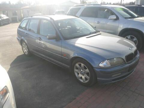 2000 BMW 3 Series for sale at Marvelous Motors in Garden City ID