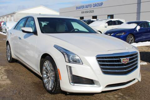 2018 Cadillac CTS for sale at SHAFER AUTO GROUP in Columbus OH