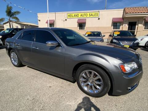 2012 Chrysler 300 for sale at HEILAND AUTO SALES in Oceano CA