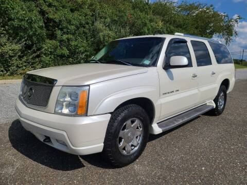 2003 Cadillac Escalade ESV for sale at Premium Auto Outlet Inc in Sewell NJ