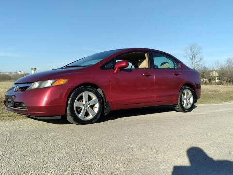 2007 Honda Civic for sale at South Point Auto Sales in Buda TX
