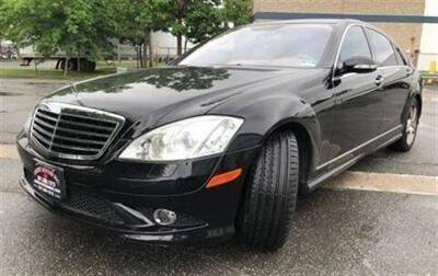 2009 Mercedes-Benz S-Class for sale at Millennium Auto Group in Lodi NJ