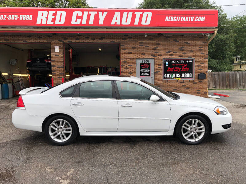 2012 Chevrolet Impala for sale at Red City  Auto in Omaha NE