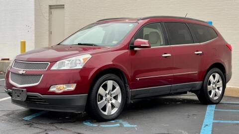 2010 Chevrolet Traverse for sale at Carland Auto Sales INC. in Portsmouth VA