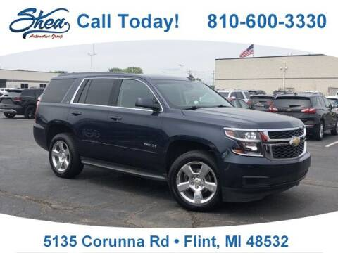 2017 Chevrolet Tahoe for sale at Erick's Used Car Factory in Flint MI