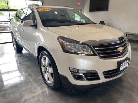 2014 Chevrolet Traverse for sale at Crossroads Car & Truck in Milford OH