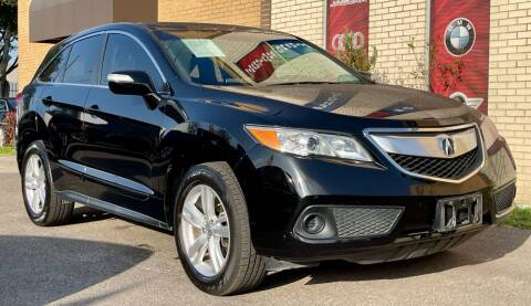 2015 Acura RDX for sale at Auto Imports in Houston TX