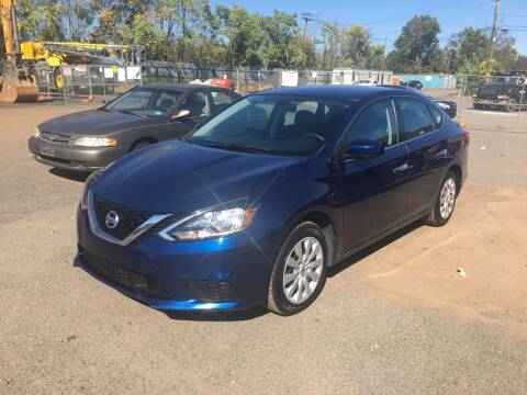 2018 Nissan Sentra for sale at Absolute Auto in Middlesex NJ