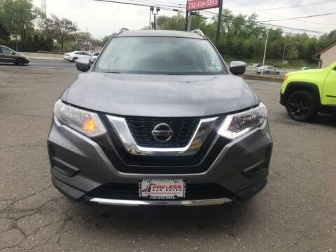2018 Nissan Rogue for sale at PAYLESS CAR SALES of South Amboy in South Amboy NJ