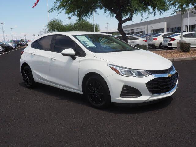 2019 Chevrolet Cruze for sale at CarFinancer.com in Peoria AZ