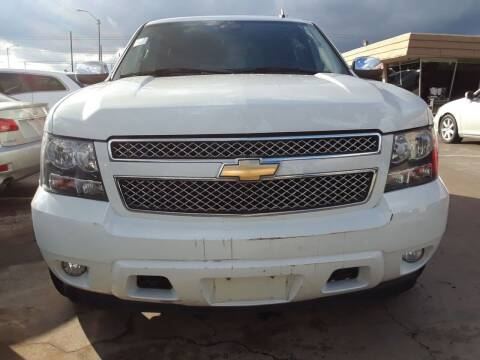 2007 Chevrolet Tahoe for sale at Auto Haus Imports in Grand Prairie TX