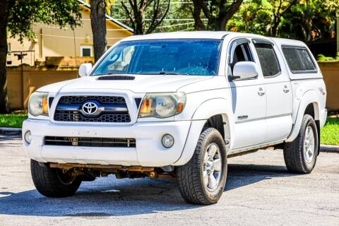 2011 Toyota Tacoma for sale at Easy Deal Auto Brokers in Hollywood FL