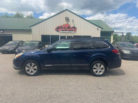2010 Subaru Outback for sale at HP AUTO SALES in Berwick ME