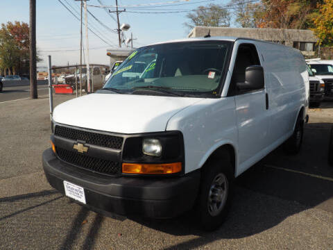 2014 Chevrolet Express Cargo for sale at Scheuer Motor Sales INC in Elmwood Park NJ