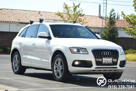 2016 Audi Q5 for sale at Galaxy Autosport in Sacramento CA