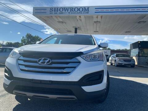 2014 Hyundai Santa Fe Sport for sale at Showroom Auto Sales of Charleston in Charleston SC