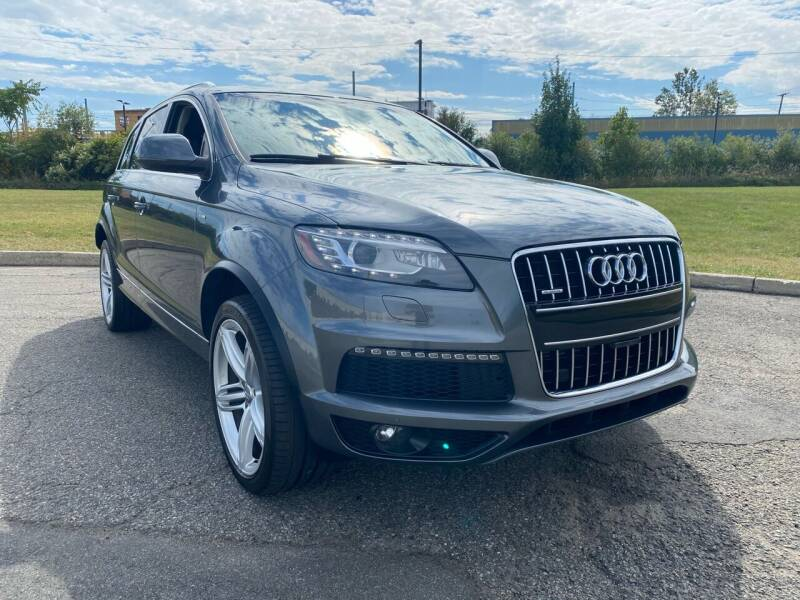 2010 Audi Q7 for sale at Pristine Auto Group in Bloomfield NJ