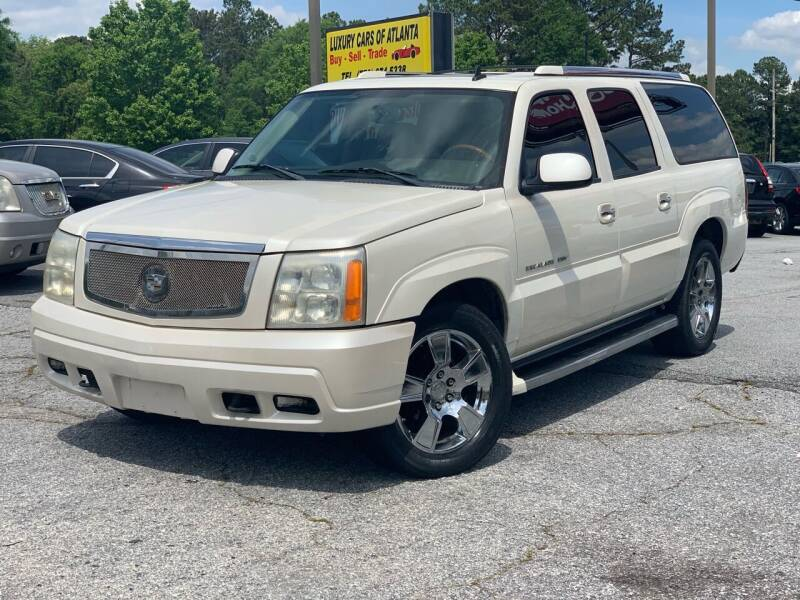 2006 Cadillac Escalade ESV for sale in Snellville, GA