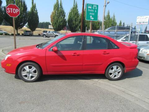 2005 Ford Focus for sale at Car Link Auto Sales LLC in Marysville WA