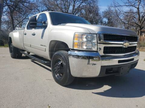 2007 Chevrolet Silverado 3500HD for sale at Thornhill Motor Company in Lake Worth TX