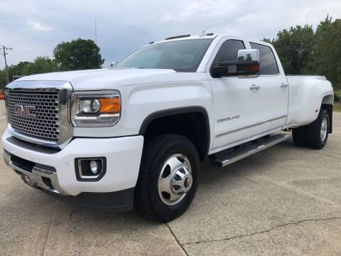 2015 GMC Sierra 3500HD for sale at Priority One Auto Sales in Stokesdale NC