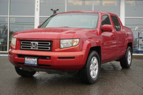 2006 Honda Ridgeline for sale at West Coast Auto Works in Edmonds WA