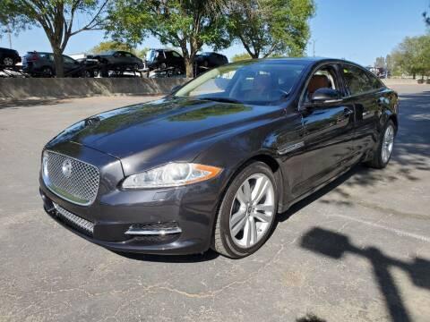 2012 Jaguar XJL for sale at Matador Motors in Sacramento CA