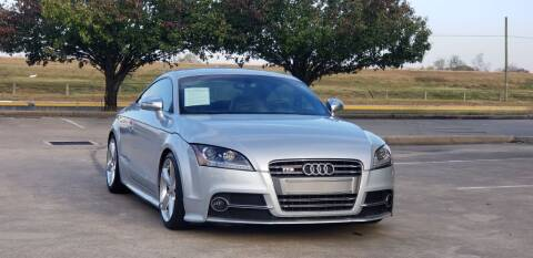 2011 Audi TTS for sale at America's Auto Financial in Houston TX