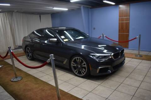 2018 BMW 5 Series for sale at Adams Auto Group Inc. in Charlotte NC
