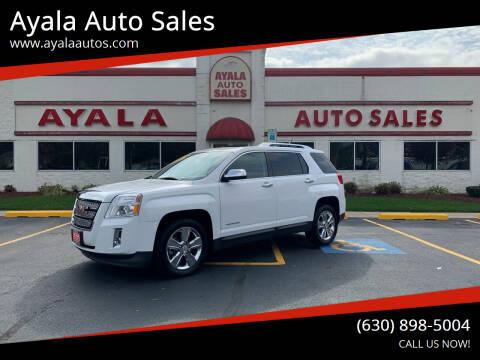 2014 GMC Terrain for sale at Ayala Auto Sales in Aurora IL
