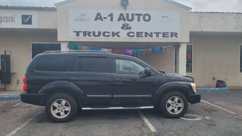 2006 Dodge Durango for sale at A-1 AUTO AND TRUCK CENTER in Memphis TN