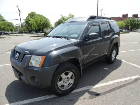 2007 Nissan Xterra for sale at TJ Auto Sales LLC in Fredericksburg VA